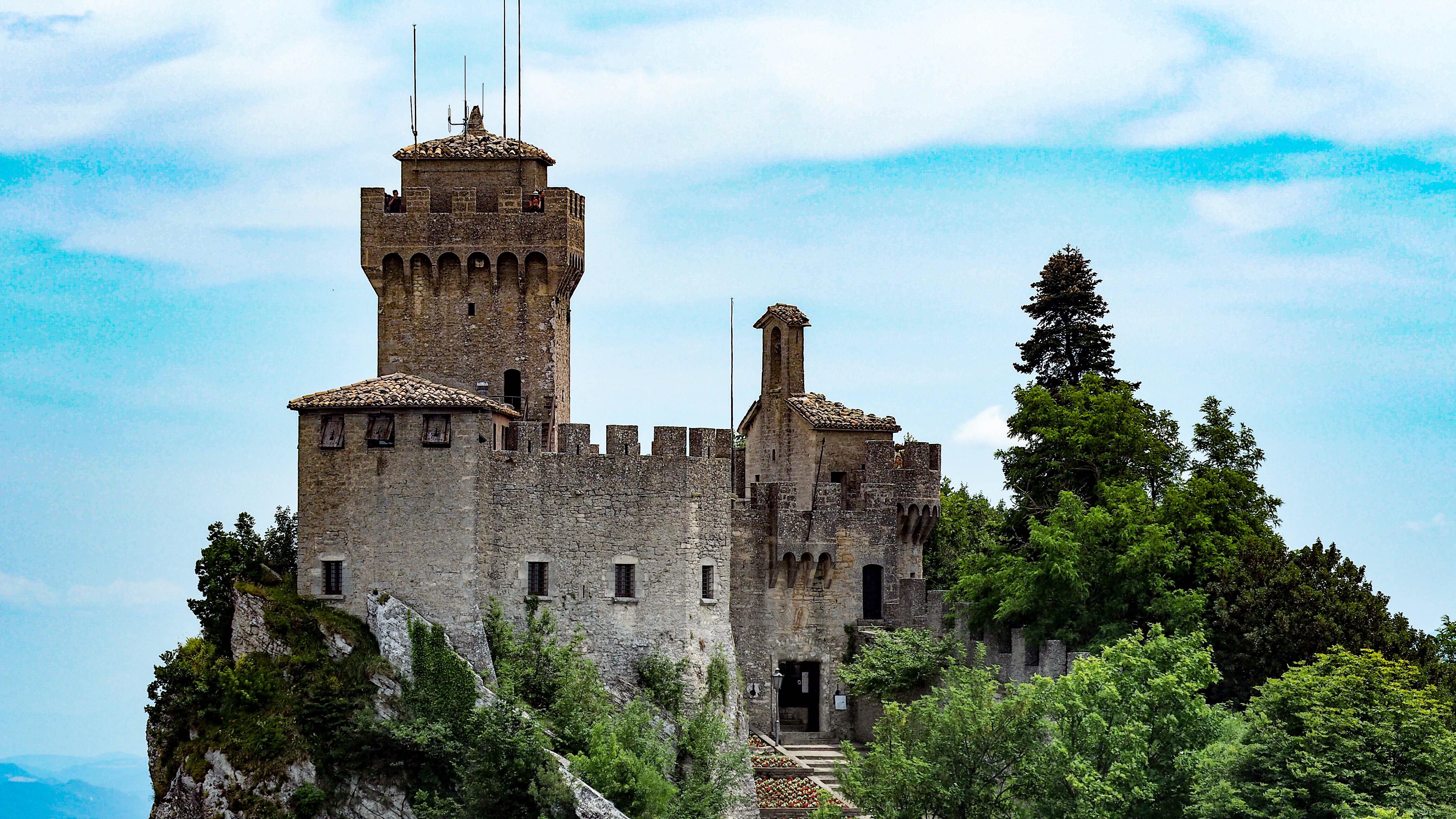 More Italian adventures ….San Marino